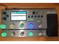 Mooer GE300 guitar multieffect (mint)