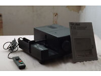 Rollei Slide Projector with Screen and Stand