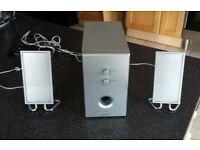Advent speakers