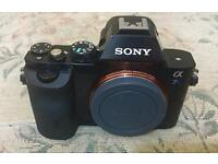 Sony a7s Full Frame Camera body With Box & accessories