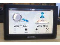 Garmin Nuvi 56LM Automotive GPS Receiver Sat Nav with UK and Europe Navigator