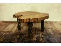 Handmade, Reclaimed Wood Table