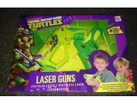 Teenage mutant ninja turtles laser guns tmnt tmht
