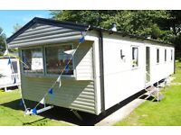 3 BEDROOM STATIC CARAVAN FOR SALE, ISLE OF WIGHT, BRAND NEW WITH NO FEE'S TILL 2018