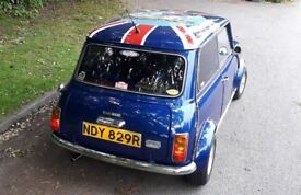 1976 MK3 Classic Mini Leyland / Morris Mini 1000 includes original bill of sale
