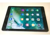 Apple iPad Air 2 64gb Wifi Space Grey with FingerPrint ID Fast Newer model Free New ACME 360 Cover