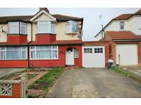3 Bedroom End Terraced House - 2 Receptions - Front Driveway & Side Garage - Available 6th February