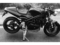 Triumph Speed Triple - New MOT