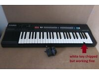 Casio Electric Musical Keyboard - Calls only