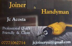Joiner, handyman