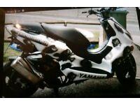 Yamaha 125cc 2002