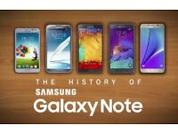 Samsung Galaxy NOTE SERIES note 2/Note3/Note 4/note 5 Unlocked Smartphon