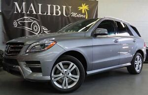 2013 Mercedes-Benz M-Class ML 350 BlueTEC 4MATIC NAVIGATION