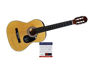 Brendon Urie Panic! At the Disco authentic signed acoustic guitar W/ PSA Cert...