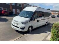 IVECO DAILY LWB CAMPER VAN AUTOMATIC