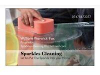 Cleaner - fully insured