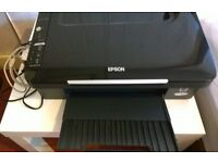EPSON Stylus SX105 Printer Scanner