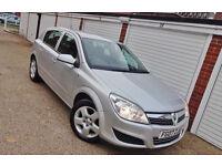 ++ 2007 07 Vauxhall Astra 1.4 Club Twinport 5 Door ++