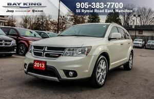 2013 Dodge Journey R/T AWD, 7 PASSENGER, SUNROOF, REMOTE START,