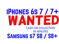 BUYING iPhone 7 / SAMSUNG S8 + PLUS MIDNIGHT BLACK ORCHID GRAY ROSE GOLD RED EE VODAFONE O2 THREE