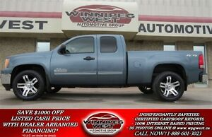 2010 GMC Sierra 1500 Blue Nevada Edition 4x4, Local Trade, Extra