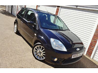 ## Cheap 2005 05 Ford Fiesta 1.6 Zetec S in Black ##