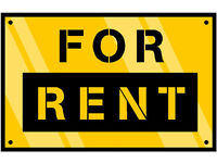 FURNISHED 1 BEDROOM FLAT IN PERIVALE UB6 , DSS WELCOME .