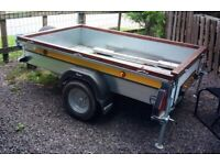 BATESON B64 TRAILER WITH EXTRAS