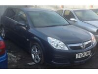 Vauxhall Signum 2.2 Direct Z22YH Z168 breaking for spares.