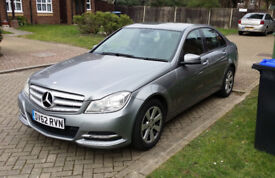 Mercedes C220 BlueEFFICIENCY - Full Leather - Full Mercedes Service - Great Condition