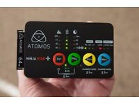 Atomos Ninja Star and 2x 64GB Atomos CFast Cards (for Atomos Ninja) - Brand New