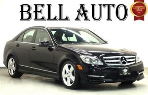 2011 Mercedes-Benz C-Class C250 4MATIC ONE PREVIOUS OWNER