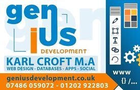 Cheap Professional Website Design Basingstoke, Bournemouth, Hampshire UK - Apps - SEO
