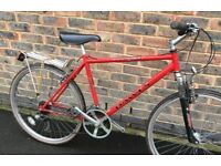 19inch Lightweight Dawes Shuniah Hybrid Adults mountain bike cycle bicycle