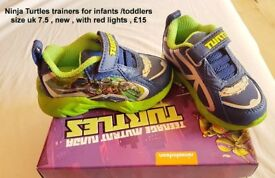 ADIDAS KIDS INFANTS TODDLER SHOES TRAINERS GREAT CONDITION