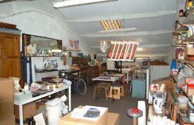 arts crafts creative workspace studios for rent in willesden junction
