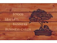 I can help you to attract more clients. Graphic Design: logos, leaflets/flyers, cards, banners