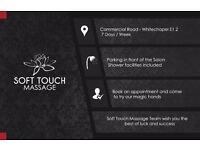 Professional Soft Touch Techniques Massage In Whitechapel E 12