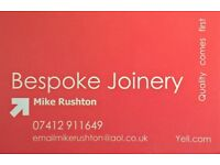 Bespoke Joinery by Mike Rushton