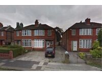 3 Bedroom in Stechford to let
