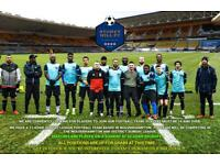 Wolverhampton football team (players wanted)