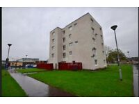 2 bed maisonette, Rowan House, Prestwick