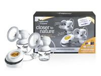 Tommee tippee electric breast pump double
