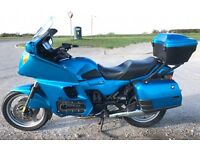 BMW K1100LT 1995 very low mileage 23,300 & great condition for age £2295 ovno