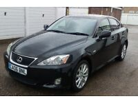 T-Z CARS PRESENT A 2006 Lexus IS 220d 2.2 TD SE-L MANUAL SALOON PX TO SELL CAN BE DELIVERED