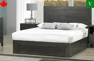 Solid Wood Storage Beds - Beautiful Affordable Quality