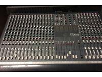 Soundcraft Ghost LE32 Mixer + PSU