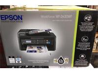 Epson Workforce WF2630wf Multifunction