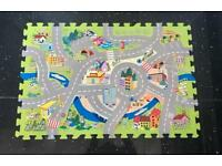 Brio Giant foam puzzle/ play mat