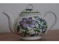 Portmerion Large tea pot, 15cm wide body